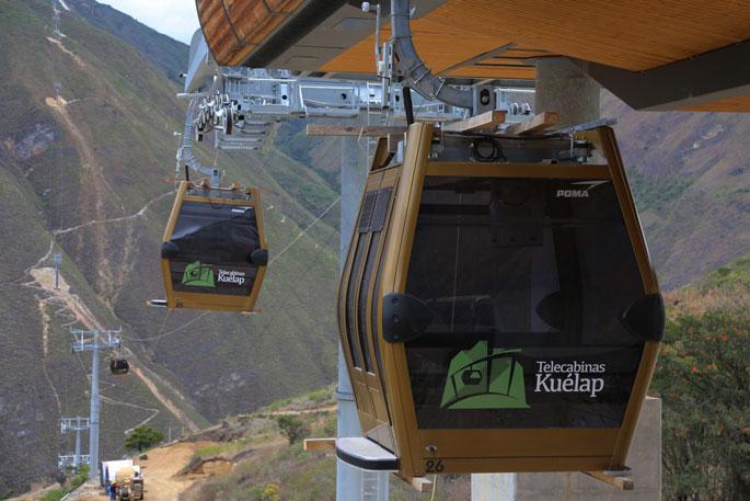 Kuélap - UFE Pérou