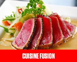 Cuisine Fusion UFE Pérou