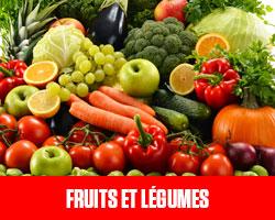 Fruits et Légumes UFE Pérou