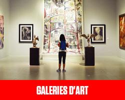 Galeires d'Art UFE Pérou