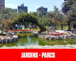 Jardins - Parcs UFE Pérou