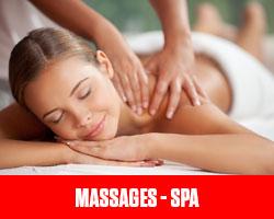 Massages - Spa - UFE Pérou