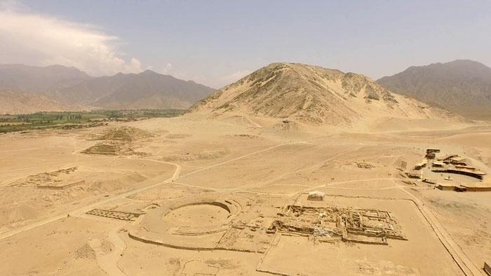 Caral - UFE Pérou