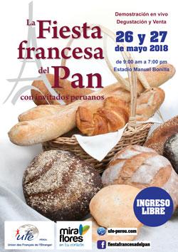 Fête Française du Pain 2018 - UFE Pérou