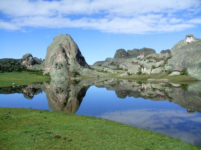 Marcahuasi - UFE Pérou