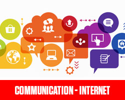 Communication - Internet UFE Pérou