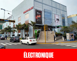 Electronique UFE Pérou