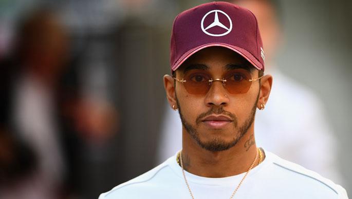 Lewis Hamilton - UFE Pérou