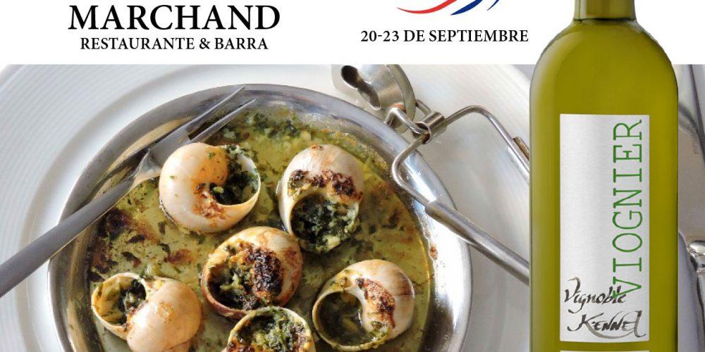 Goût de France avec le Restaurant Marchand et l'UFE Pérou