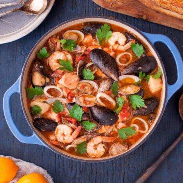 La Bouillabaisse de Marseille avec Sabor Chef
