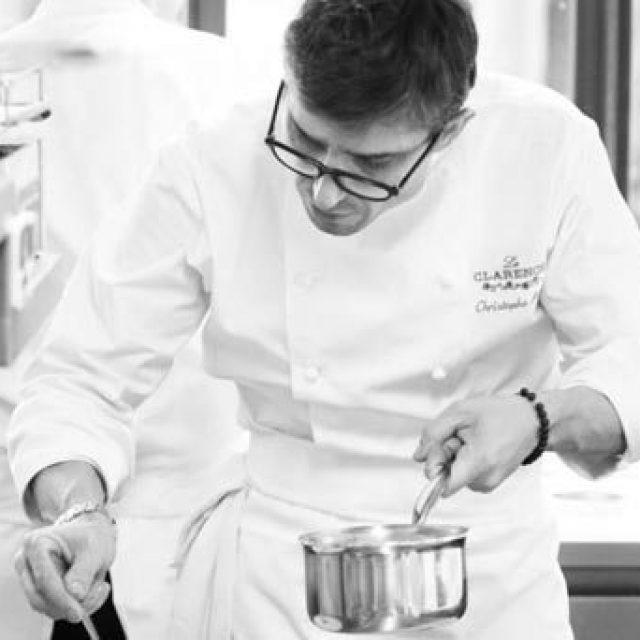 Grandes chefs francès con estrellas – Christophe Pelé