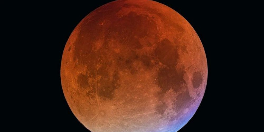 El eclipse lunar más largo del siglo