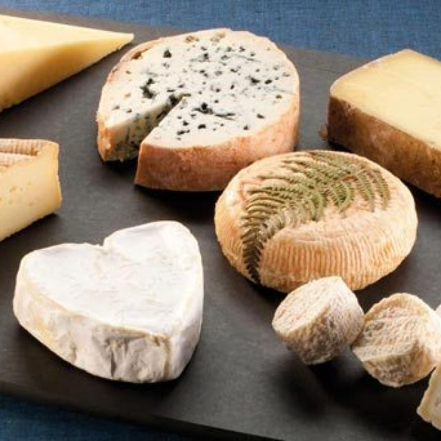 Los 10 quesos favoritos de los franceses