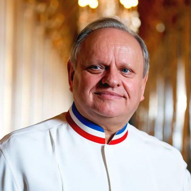 Grands chefs étoilés français – Joël Robuchon