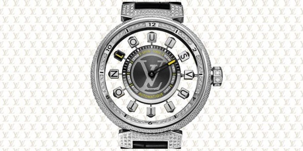 Louis Vuitton Tambour Spin Time Air