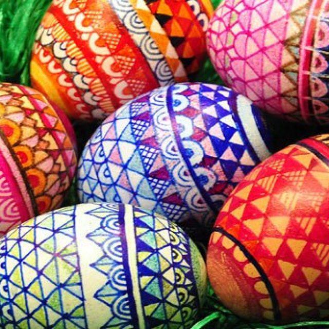 ¿Por qué la costumbre de los huevos de Pascua?
