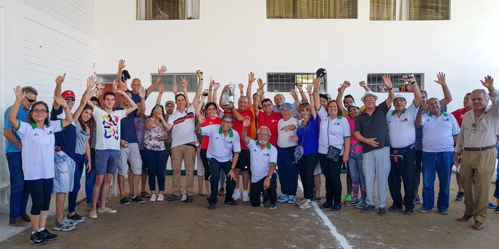 Primer Torneo de Pétanca de la UFE Perú