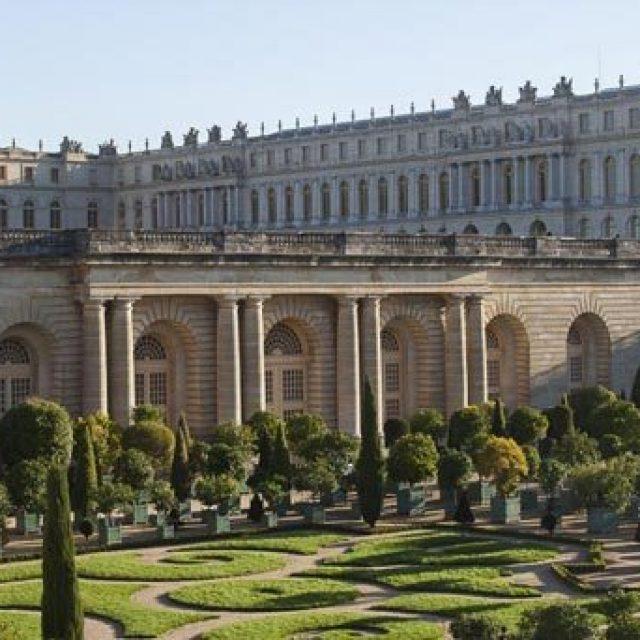 Château de Versailles, trésor du patrimoine français