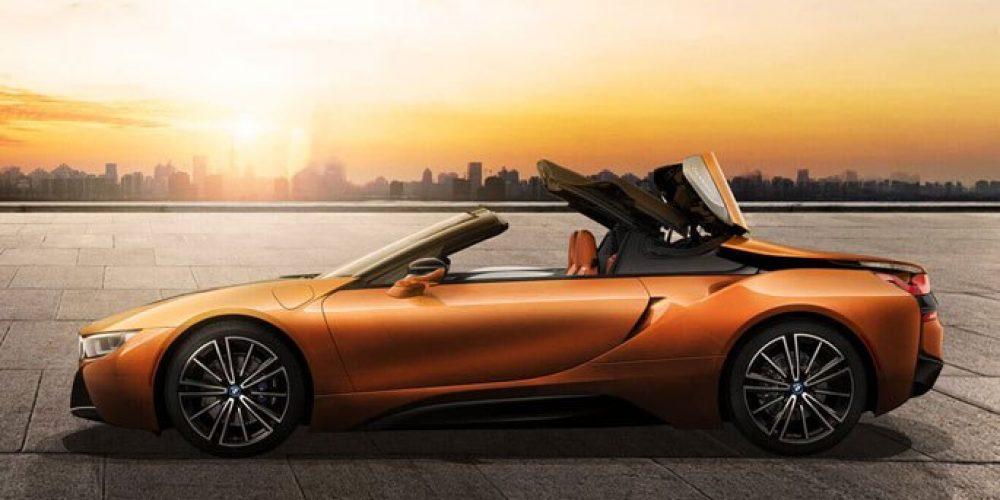 BMW i8, más que una innovación, es una revolución