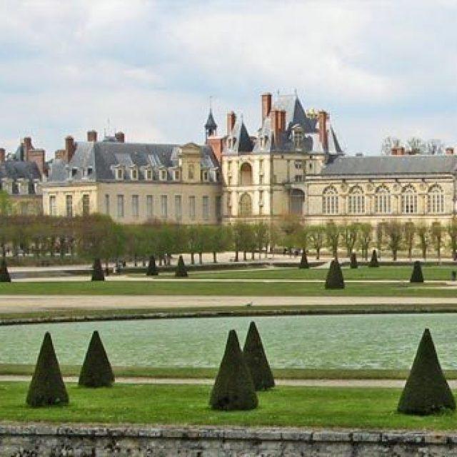 Le Château et le Parc de Fontainebleau
