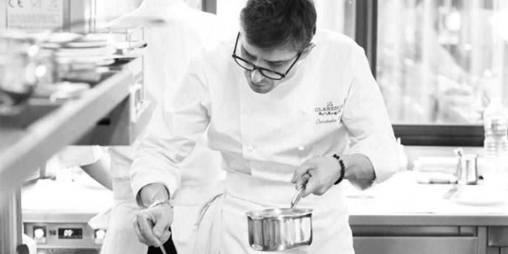 Grands chefs étoilés français – Christophe Pelé