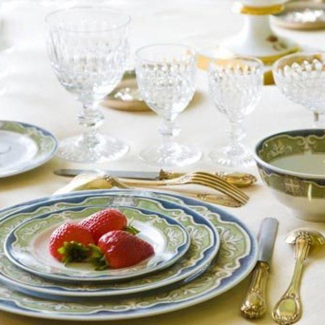 Arte francés de la hospitalidad formal