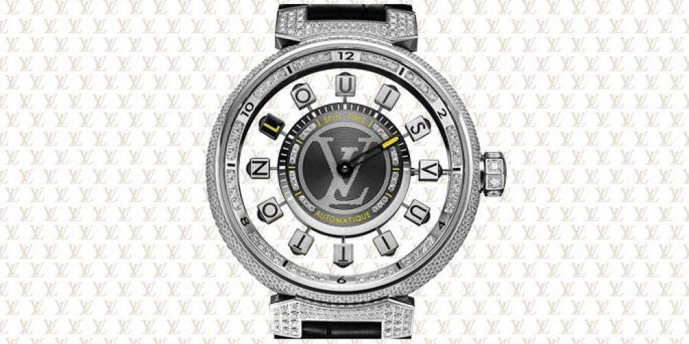 Louis Vuitton Tambour Spin Time Air