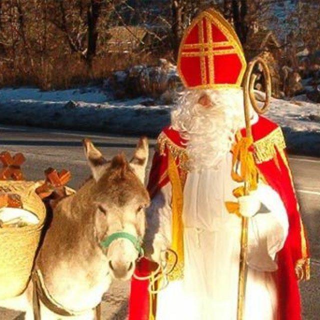San Nicolás, el antepasado de Santa Claus?