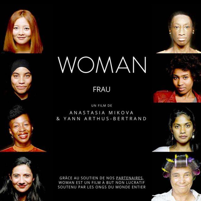 WOMAN, le nouveau film de Yann Arthus-Bertrand