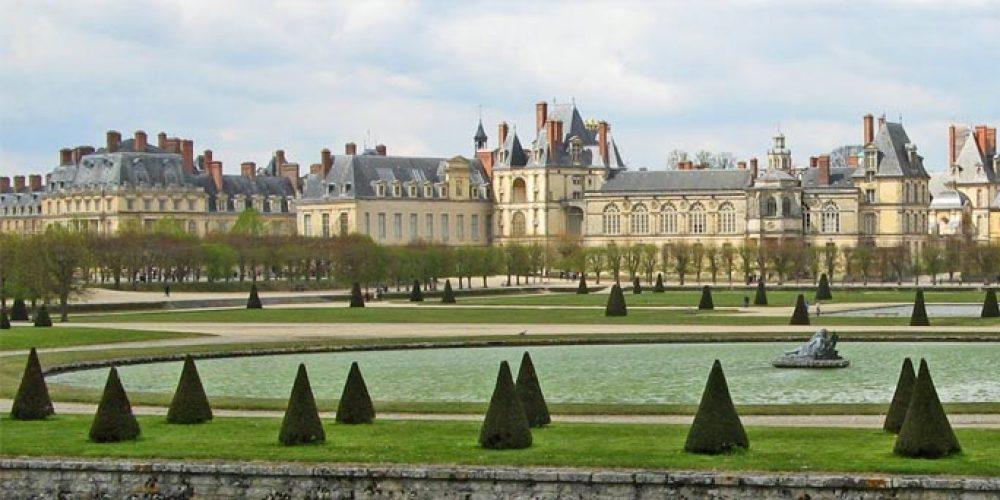 Le Château et le Parc de Fontainebleau - UFE-Pérou