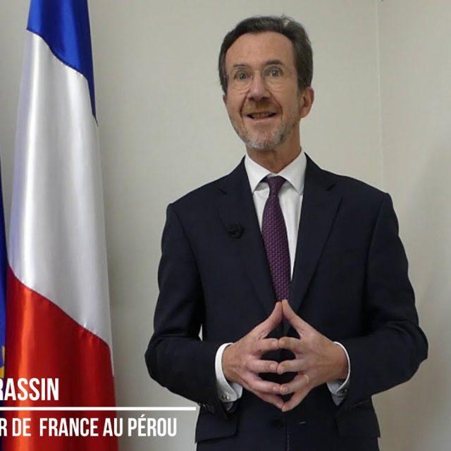 Fête nationale de la France – Message de l'Ambassadeur